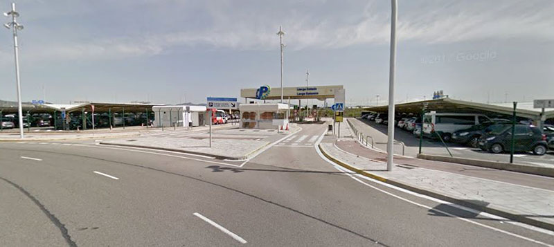Long term parking Barcelona airport